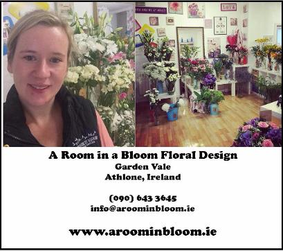 A room in a bloom