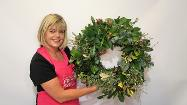 autumn wreath class