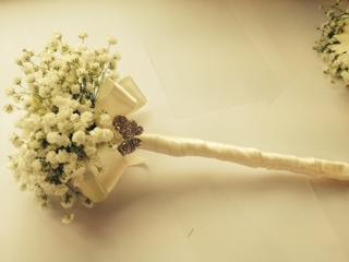 Flower girls wands